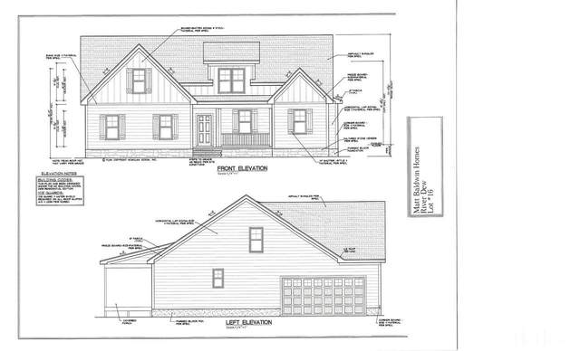 3853 Sportsman Road, Spring Hope, NC 27882 (#2353982) :: M&J Realty Group