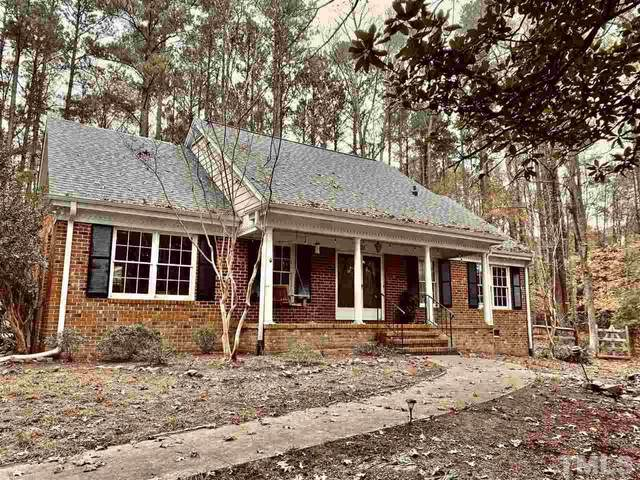 831 Shady Lawn Road, Chapel Hill, NC 27514 (MLS #2353992) :: On Point Realty