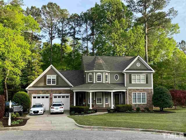 2312 Forestbluff Drive, Fuquay Varina, NC 27526 (#2354095) :: Classic Carolina Realty