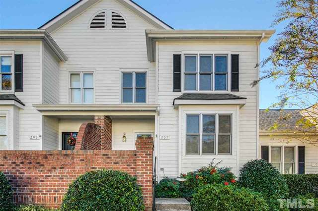 205 Vinca Circle, Cary, NC 27513 (MLS #2354102) :: On Point Realty