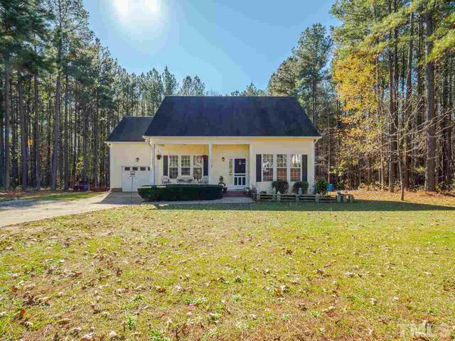 3712 Summer Springs Drive, Franklinton, NC 27525 (#2354120) :: The Jim Allen Group