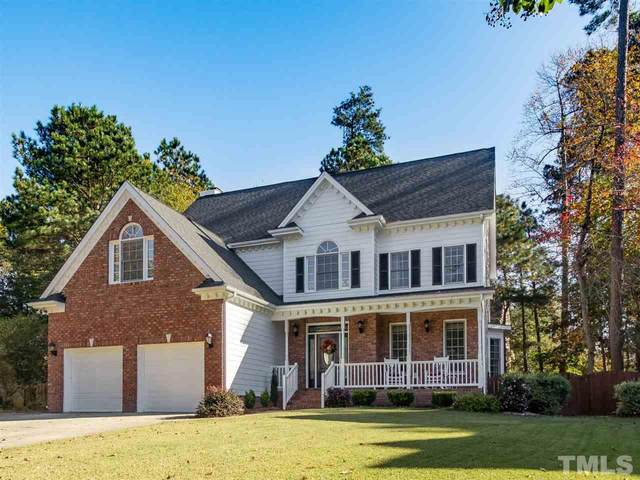 1706 Walden Meadow Drive, Apex, NC 27523 (MLS #2354125) :: On Point Realty