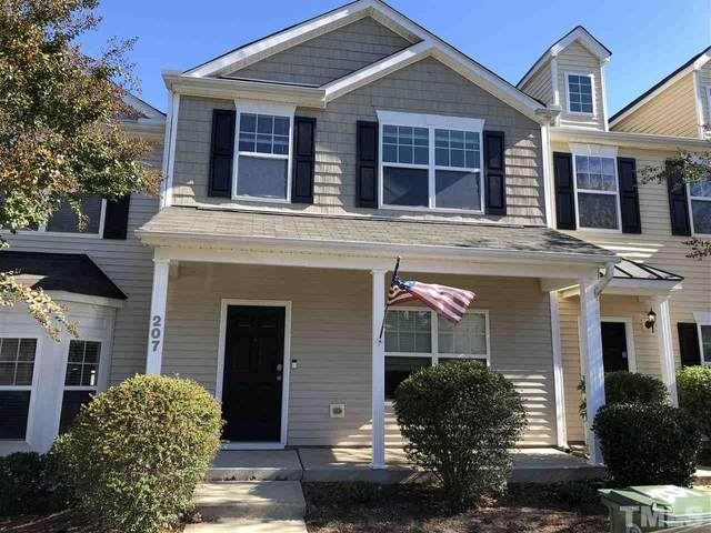 207 Hampshire Downs Drive, Morrisville, NC 27560 (#2354159) :: Masha Halpern Boutique Real Estate Group