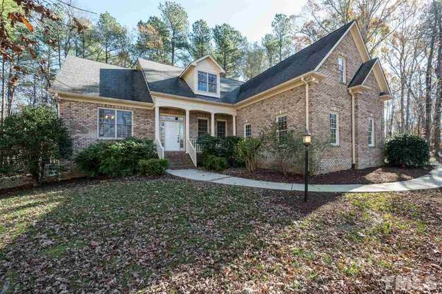 6714 Lipscomb Drive, Durham, NC 27712 (#2354190) :: Real Estate By Design