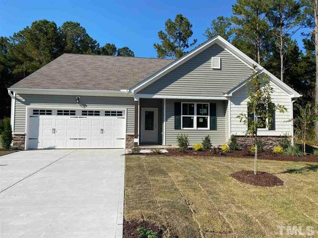 383 Whistle Post Drive #18, Selma, NC 27576 (MLS #2354206) :: On Point Realty