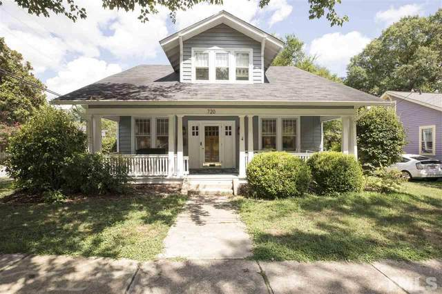 720 N Bloodworth Street, Raleigh, NC 27604 (MLS #2354207) :: On Point Realty