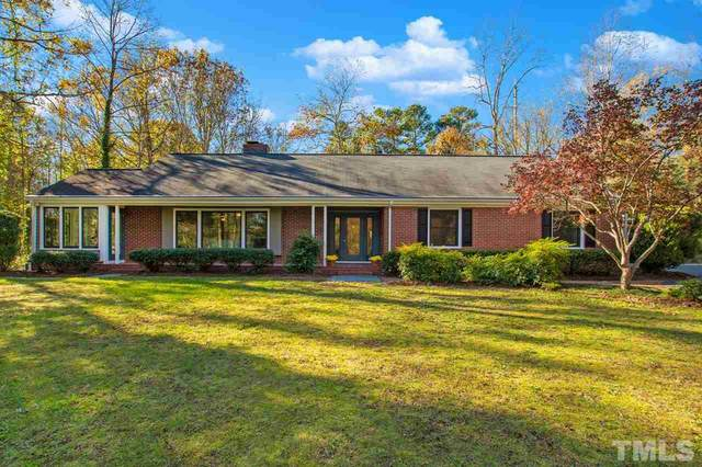 7 Iris Lane, Chapel Hill, NC 27514 (MLS #2354261) :: On Point Realty