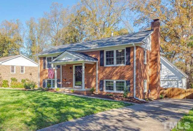 4524 Drexel Drive, Raleigh, NC 27609 (#2354308) :: M&J Realty Group