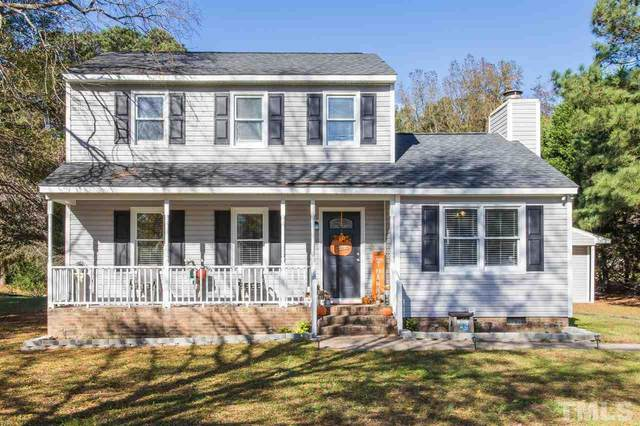 5709 Rockport Place, Knightdale, NC 27545 (#2354315) :: Bright Ideas Realty