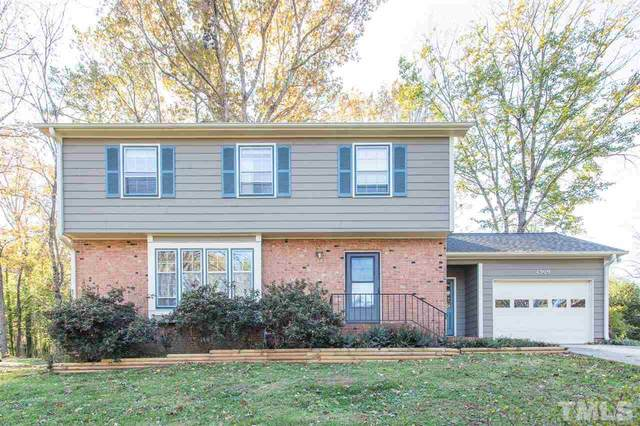 4309 Old Colony Road, Raleigh, NC 27613 (#2354384) :: Marti Hampton Team brokered by eXp Realty