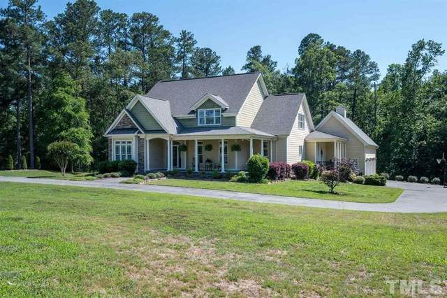 1530 Raven Wood Drive, Creedmoor, NC 27522 (#2354391) :: Marti Hampton Team brokered by eXp Realty