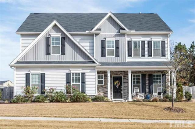 4140 Weavers Pond Drive, Zebulon, NC 27597 (#2354393) :: The Jim Allen Group