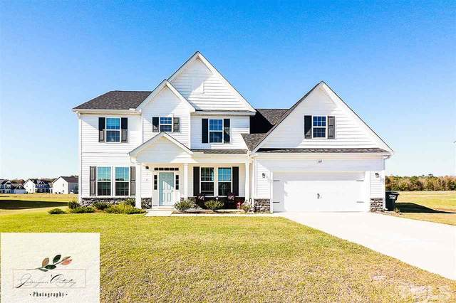 107 Perignon Drive, Princeton, NC 27569 (#2354420) :: Masha Halpern Boutique Real Estate Group