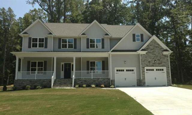 302 Laurel Oaks Drive, Youngsville, NC 27596 (#2354436) :: Saye Triangle Realty