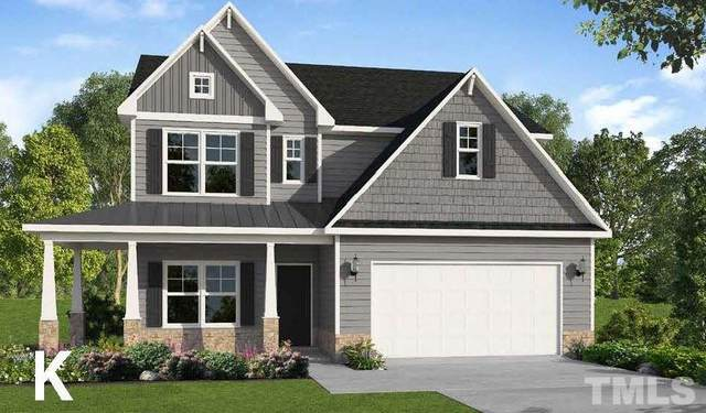 416 Ingram Ridge Court, Knightdale, NC 27545 (#2354446) :: Bright Ideas Realty