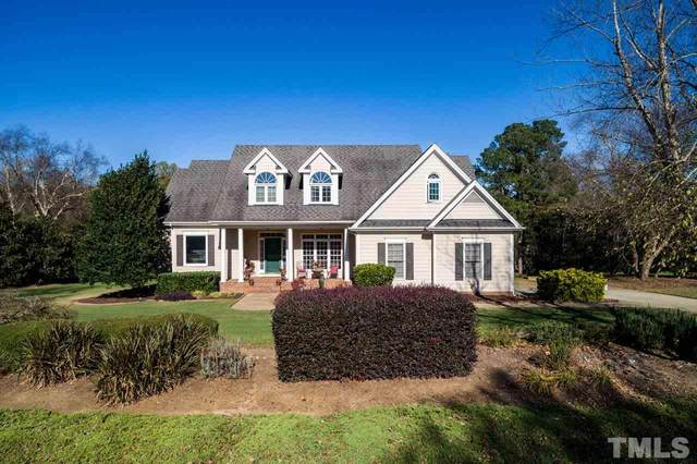 4220 Stansted Drive, Fuquay Varina, NC 27526 (#2354457) :: Bright Ideas Realty