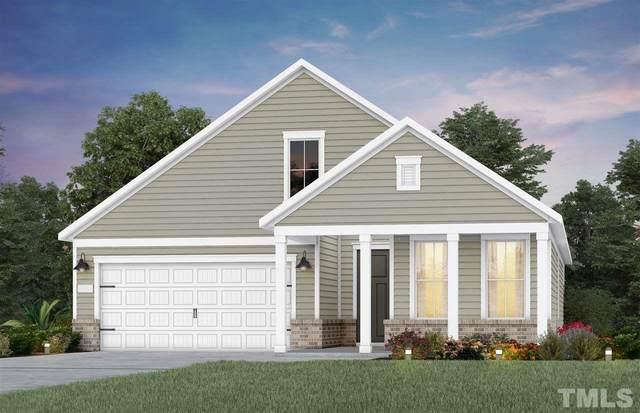 1609 Silver Spotted Way Carolina Garden, Fuquay Varina, NC 27526 (#2354463) :: Dogwood Properties