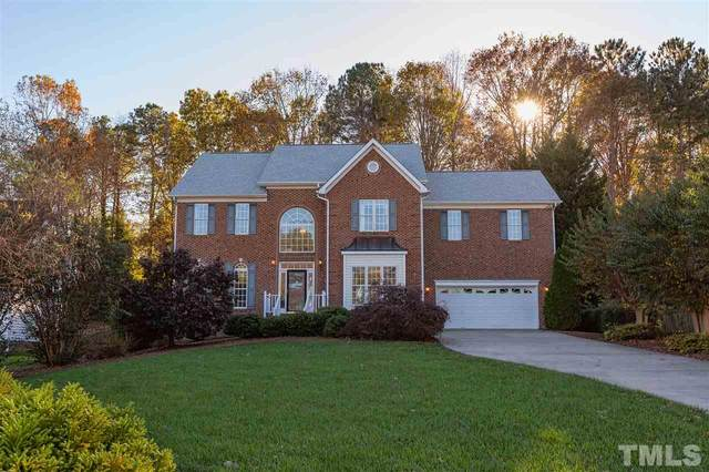 3544 Dewing Drive, Raleigh, NC 27616 (MLS #2354540) :: On Point Realty