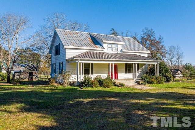 5050 Dorsey Road, Oxford, NC 27565 (#2354558) :: The Jim Allen Group