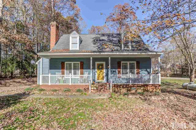 119 Thistle Drive, Youngsville, NC 27596 (#2354566) :: Classic Carolina Realty