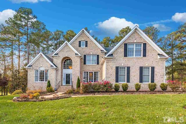 10853 Round Brook Circle, Raleigh, NC 27617 (#2354586) :: Marti Hampton Team brokered by eXp Realty