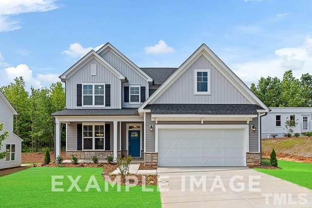 94 W Odell Lane, Zebulon, NC 27597 (#2354697) :: Team Ruby Henderson