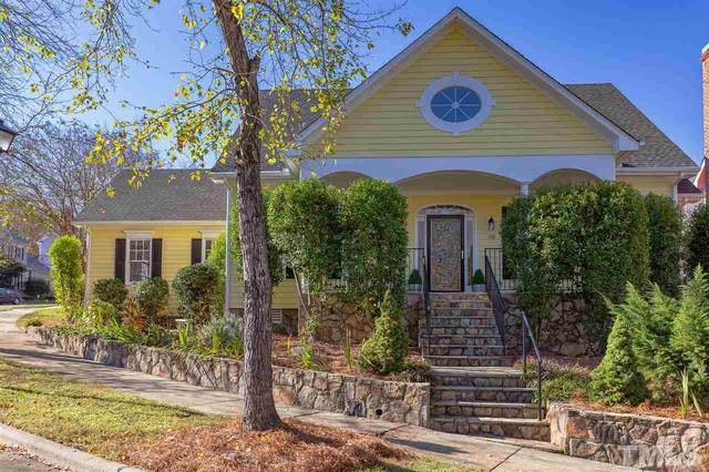 108 Parkside Circle, Chapel Hill, NC 27516 (#2354702) :: Real Properties