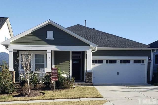 1217 Elk Falls Drive, Wendell, NC 27591 (#2354719) :: Real Estate By Design