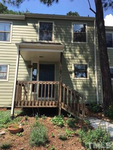 124 Beechwood Drive, Carrboro, NC 27510 (#2354740) :: Triangle Just Listed