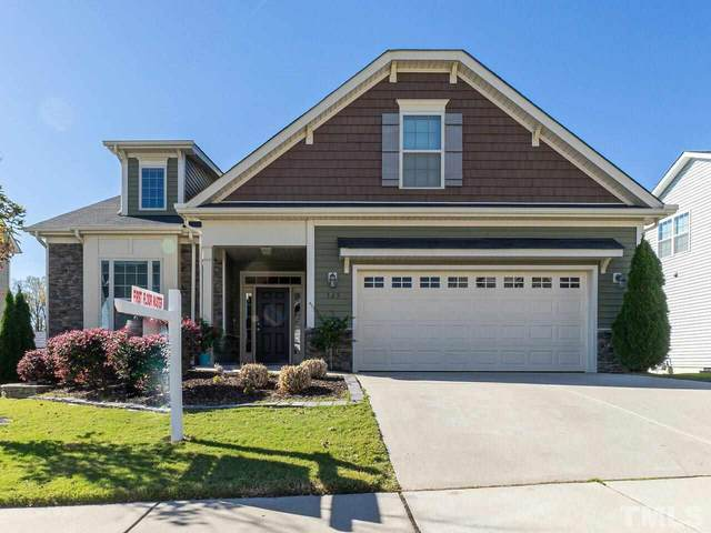 529 Walker Ranch Drive, Fuquay Varina, NC 27526 (#2354744) :: Raleigh Cary Realty