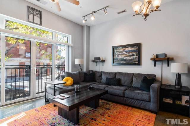 444 S Blount Street #114, Raleigh, NC 27601 (#2354753) :: Triangle Just Listed