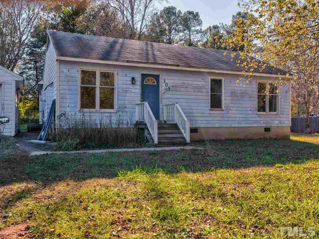 105 Mill Creek Drive, Youngsville, NC 27596 (#2354808) :: Real Estate By Design