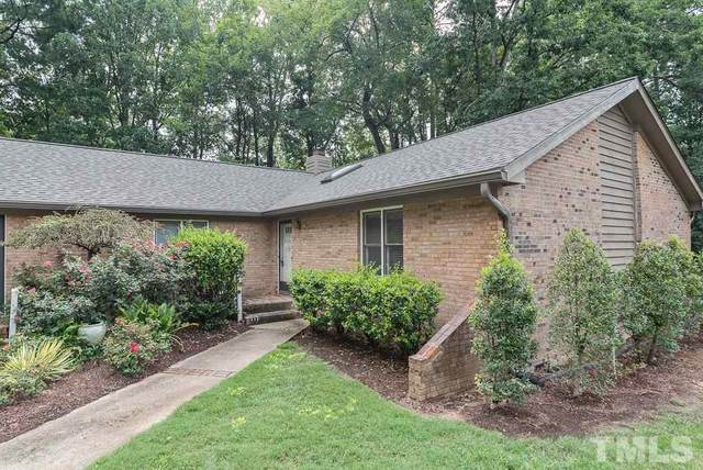500 W Woodcroft Parkway 11-C, Durham, NC 27713 (#2354815) :: Raleigh Cary Realty