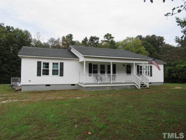 429 Haw Branch Road, Sanford, NC 27330 (MLS #2354816) :: On Point Realty