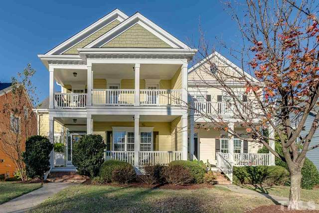 1313 Center Street, Apex, NC 27502 (MLS #2354817) :: The Oceanaire Realty