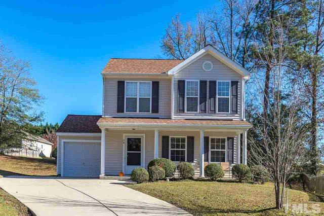 78 Chesterfield Court, Clayton, NC 27520 (MLS #2354820) :: On Point Realty
