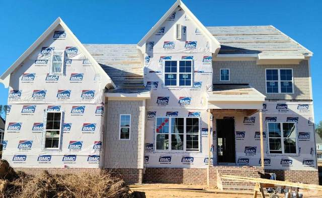 1806 Old Evergreen Drive, Apex, NC 27502 (#2354822) :: The Perry Group