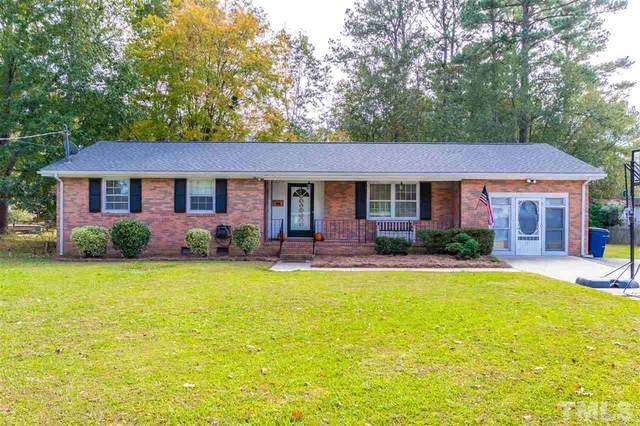 205 Hillside Drive, Smithfield, NC 27577 (#2354823) :: The Rodney Carroll Team with Hometowne Realty