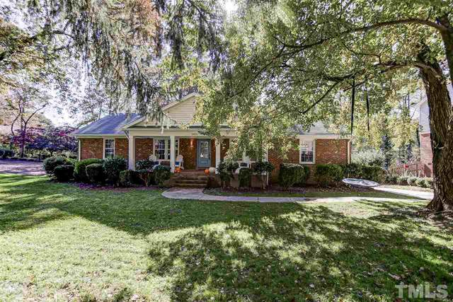 3905 Brewster Drive, Raleigh, NC 27606 (#2354824) :: Raleigh Cary Realty