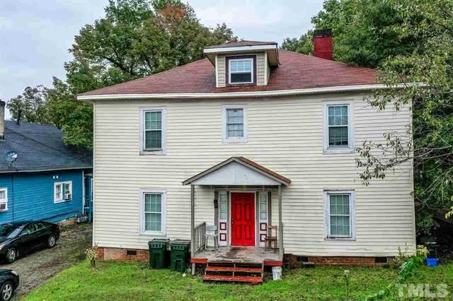 101 S Maple Street, Durham, NC 27703 (#2354827) :: M&J Realty Group