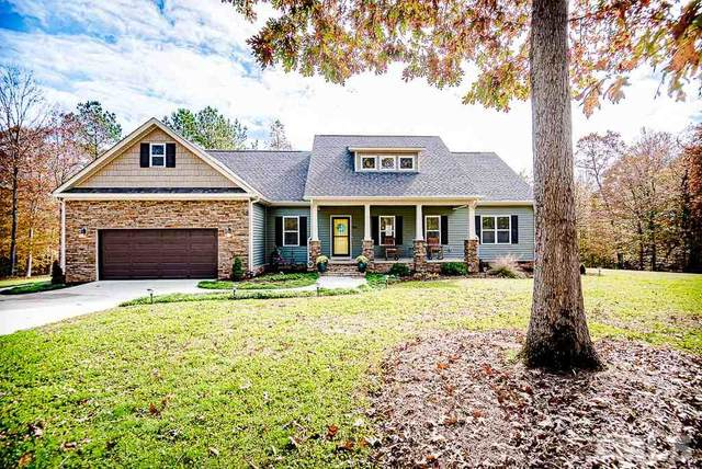 300 Spring View Lane, Pittsboro, NC 27312 (#2354836) :: M&J Realty Group