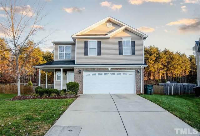 5916 Laurel Creek Way, Greensboro, NC 27405 (#2354850) :: Saye Triangle Realty