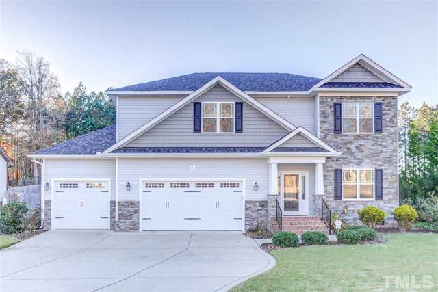 121 Summit Overlook Drive, Clayton, NC 27527 (#2354873) :: Real Estate By Design