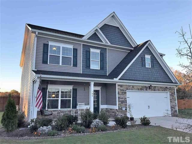 104 Sedge Wren Court, Garner, NC 27529 (#2354891) :: Real Estate By Design