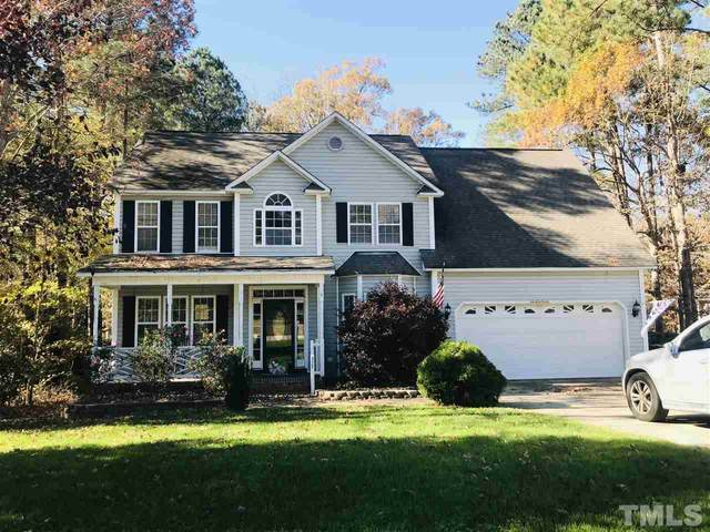 317 Manchester Trail, Clayton, NC 27527 (#2354942) :: The Results Team, LLC