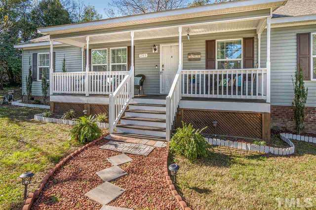 203 E Stallings Street, Clayton, NC 27520 (#2354963) :: The Perry Group