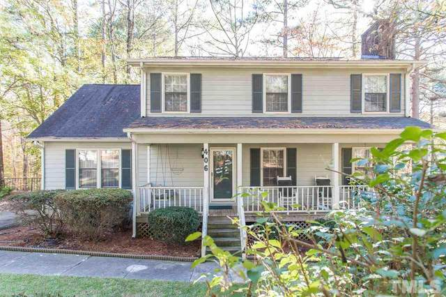 406 E Dynasty Drive, Cary, NC 27513 (#2354979) :: M&J Realty Group