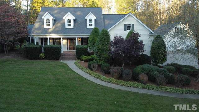 3724 Duxford Drive, Raleigh, NC 27614 (#2354984) :: M&J Realty Group