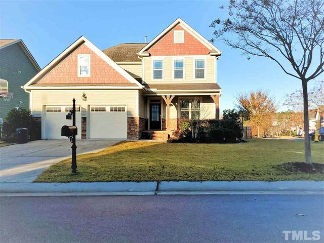333 Springtime Fields Lane, Wake Forest, NC 27587 (#2354993) :: M&J Realty Group
