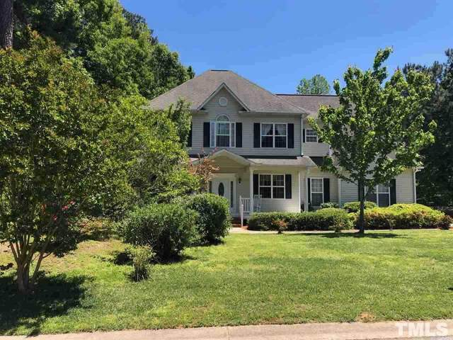 130 Hawks Nest Circle, Smithfield, NC 27577 (#2354996) :: The Jim Allen Group